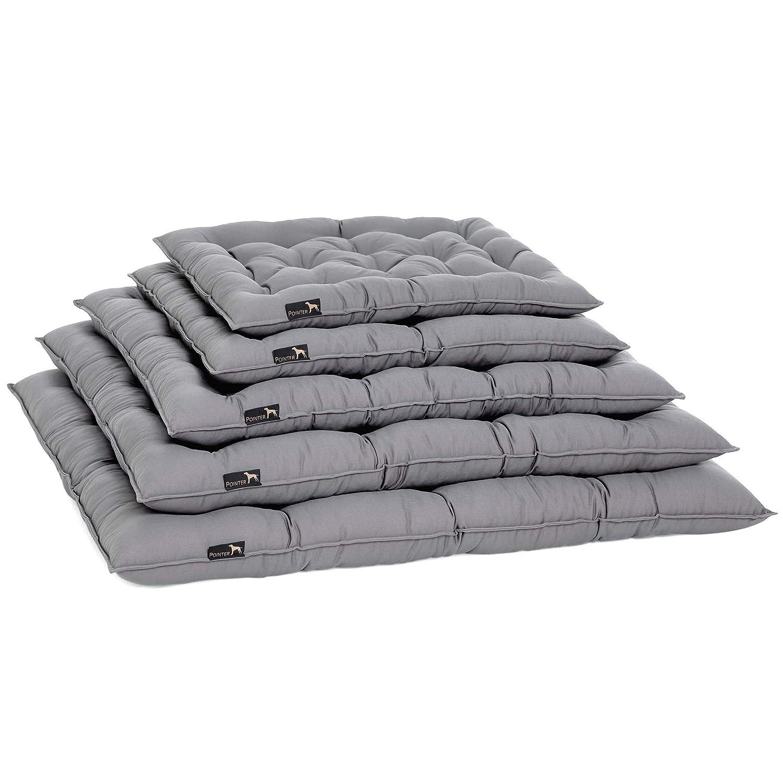 cama Pointer para perros, ortopédica, suave, exterior, estable, antiarañazos, fácil limpieza, apto para secadora, lavable a 95 °C, alta calidad, ...
