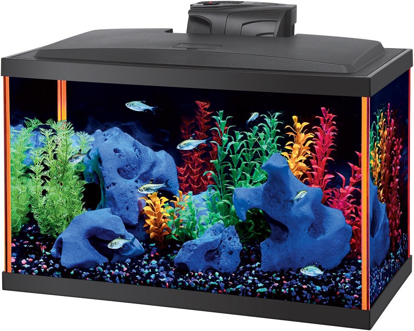 Aqueon NeoGlow Aquarium Kit