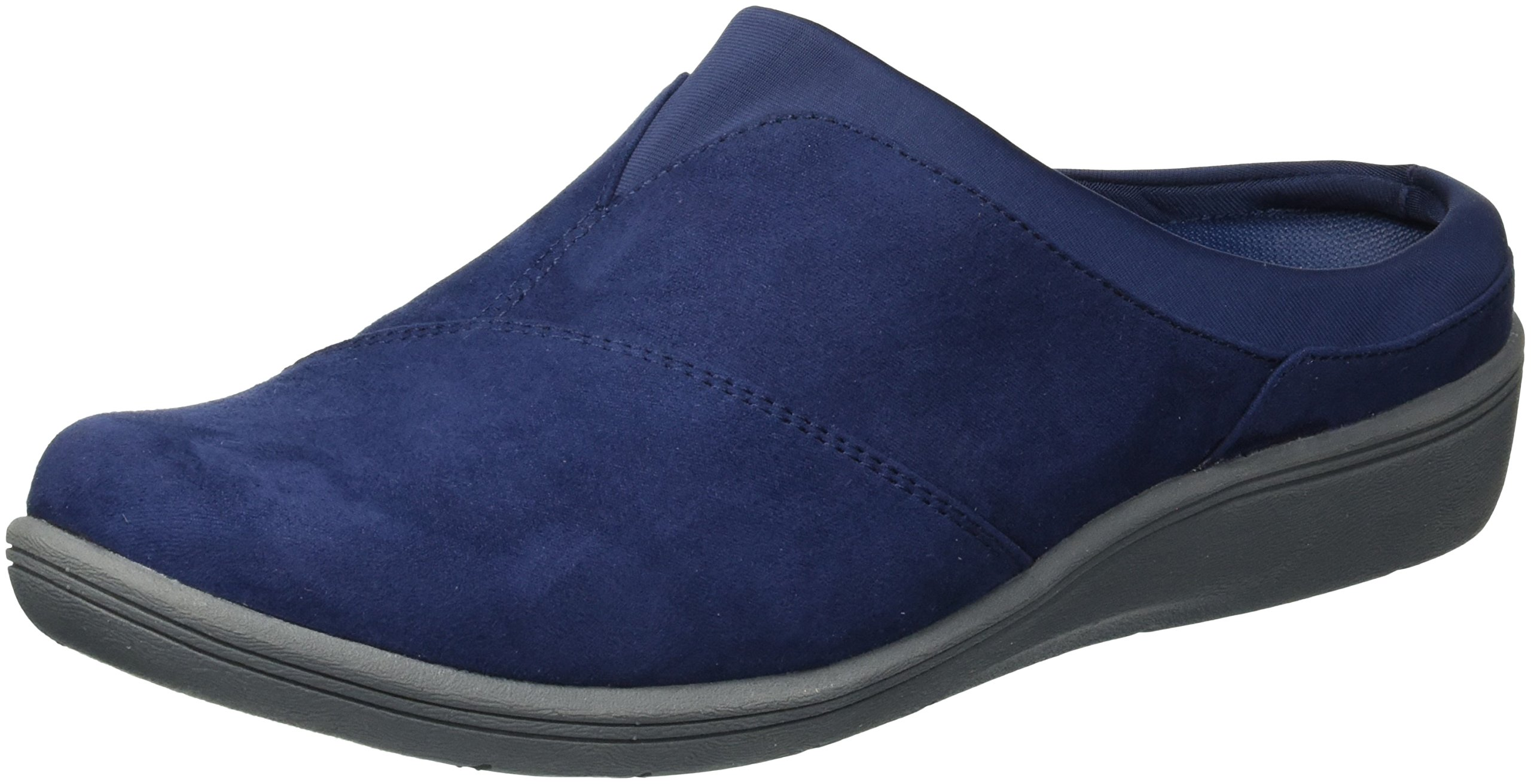 Copper Fit Women's Restore Mule Sneaker, Navy, 7 M US