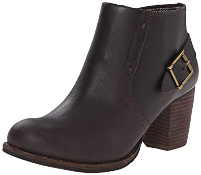 Caterpillar Women's Annette Chelsea Boot, Bitter Chocolate, ...