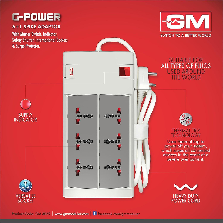 Gm modular 3059 g power 61 spike guard amazon home improvement fandeluxe Gallery