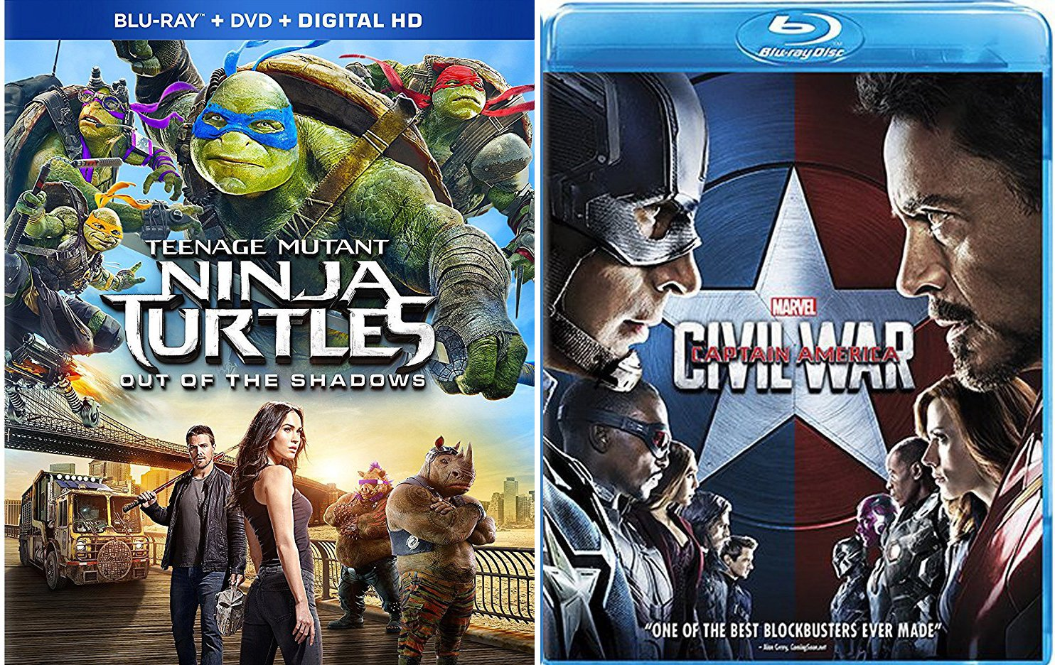 Amazon.com: Captain America Marvel Civil War & Teenage ...