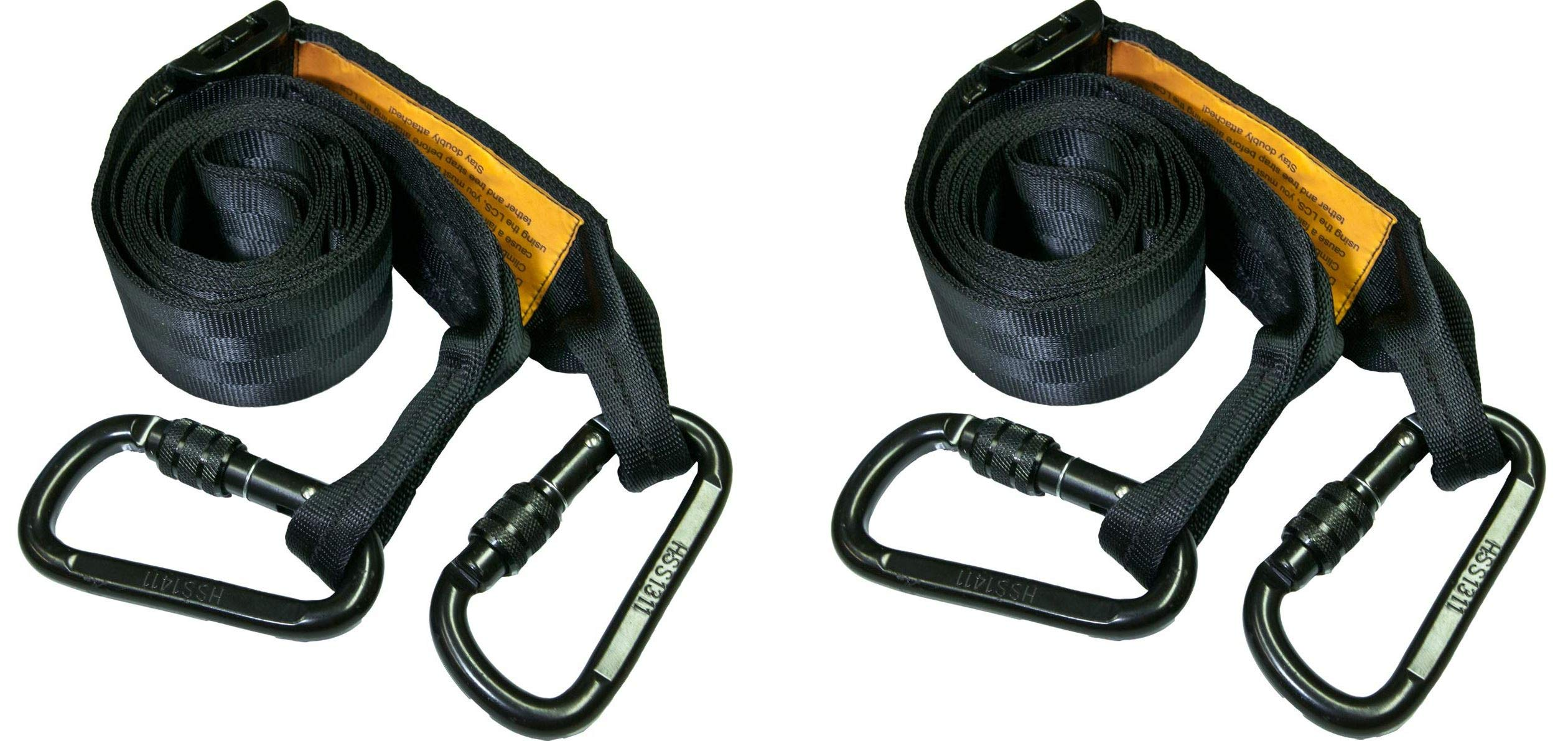 Hunter Safety System LCS Lineman's Climbing Strap (Twо Pаck)