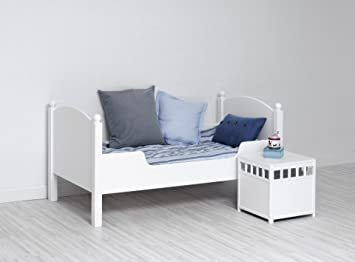 Etagenbett Sanders : Kinderbett weiß freja einzelbett cm original sanders