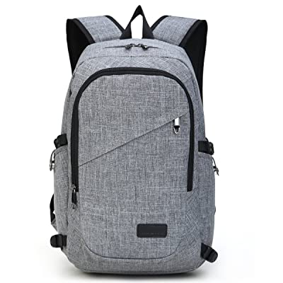 Business Travel Water Resistant 15 15.6 Inch Laptop Backpack College Daypack Calson good