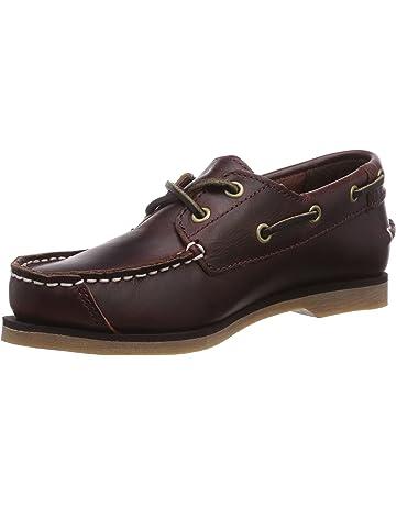 Timberland 2 - Zapatillas con cierre de cordón