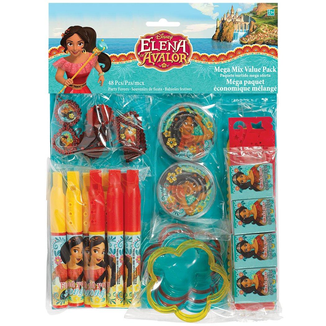 Mega Mix Favor | Disney Elena of Avalor Collection | Party Accessory