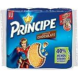 Principe - Galleta Relleno De Chocolate 3 x 300 g