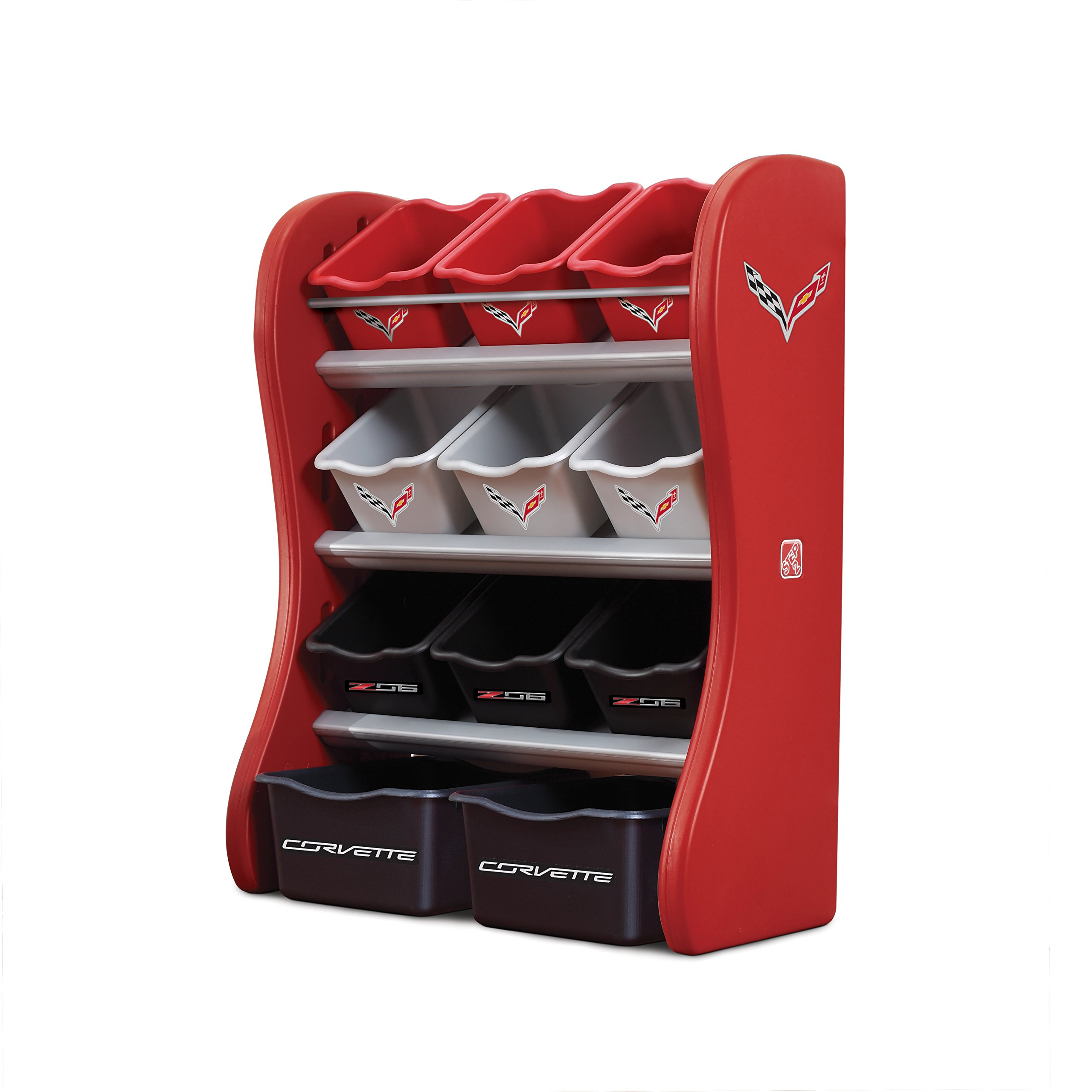 Step2 Corvette Kids Room and Toy Organizer by Step2