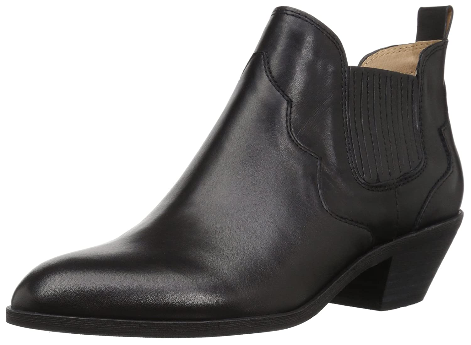 G.H. Bass & Co. Women's Naomi Chelsea Boot B06XRHGFPK 9 B(M) US|Black 1