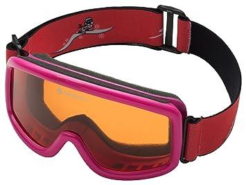 Tecnopro Snowfoxy Skibrille, Rosa, One Size