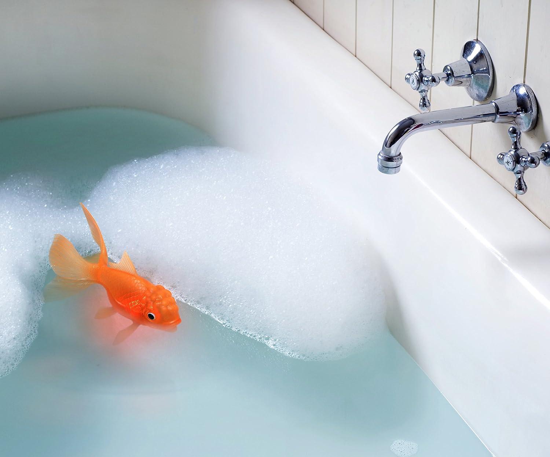 Amazon.com : Fred KOI TOY Light-Up Bath Goldfish : Wind Up Bathtub ...