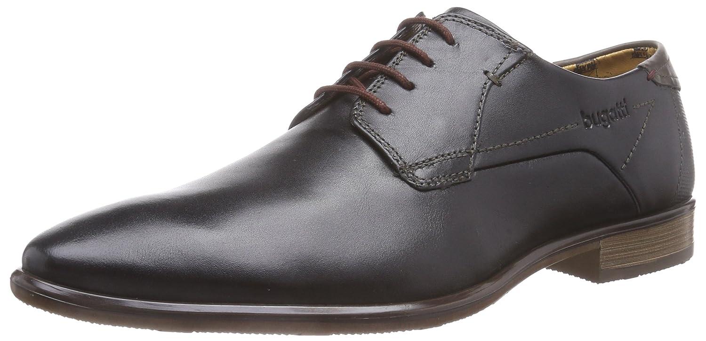 TALLA 40 EU. bugatti R26071, Zapatos de Cordones Derby para Hombre