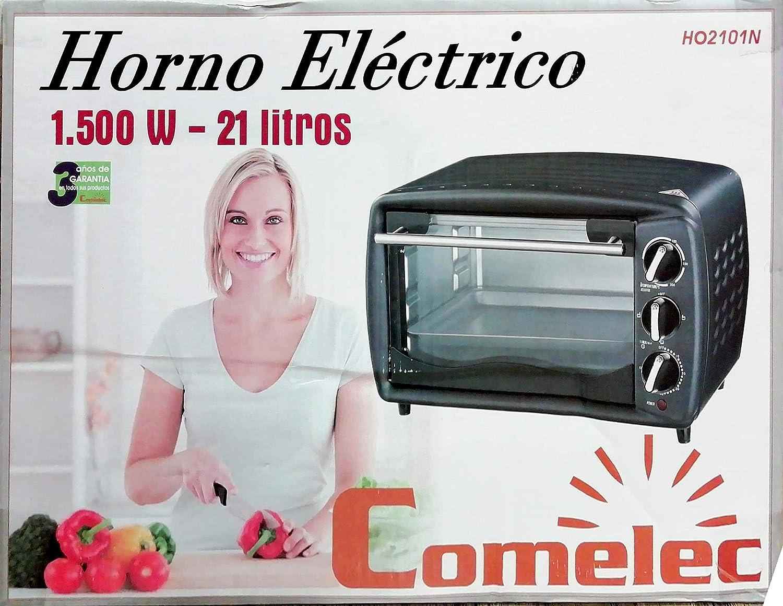 EUROSEDICO, Horno Electrico: Amazon.es: Hogar