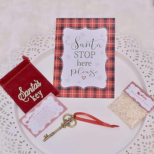 Santa's Magic Key Gift Set