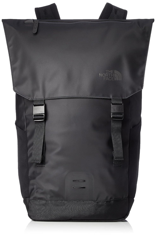 [ザノースフェイス] リュック Scrambler Flap Pack NM81802  ブラック B001J2IVGI