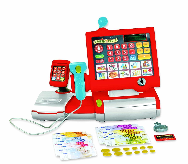 itsImagical Caja registradora electrónica con luz y Sonido Imaginarium 87611: Amazon.es: Juguetes y juegos