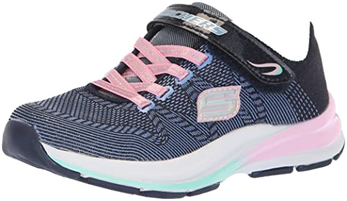 Skechers Girls' Double Strides Duo Dash Trainers: Amazon.co