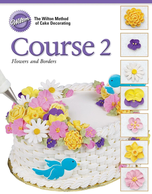 amazoncom wilton 902 246 soft cover cake decorating guide - Cake Decorating Classes Near Me
