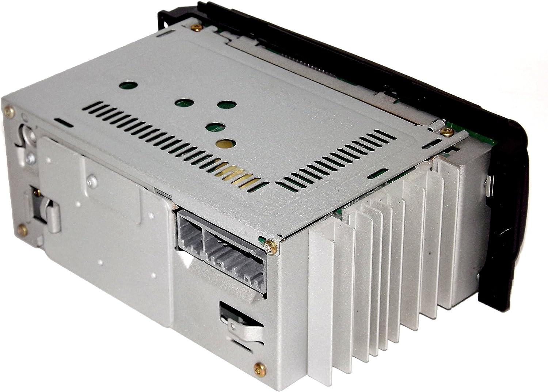 1 Factory Radio AM FM CD Player Aux Input Compatible With 2002-2005 Chrysler Dodge Car Truck RBK Digital P05091506AG