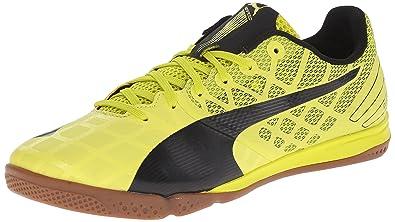 2663a70cac25 Amazon.com | PUMA Men's Evospeedsala 3.4 Indoor Soccer Shoe | Soccer
