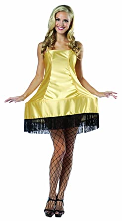 rasta imposta a christmas story leg lamp dress costume gold one size