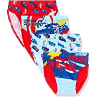 Disney Cars Boys Underwear Brief (4 Pack)