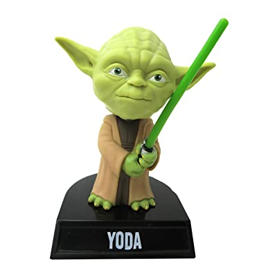 Funko Yoda Bobble - Head: Funko Wacky Wobbler:: Toys & Games