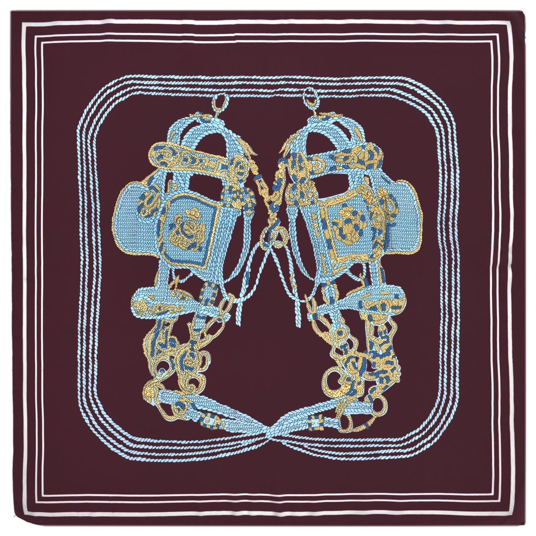 Lo Shokim Women S Novelty Knitting Patterns Square Scarf Headscarf