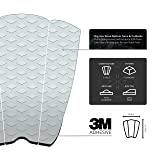 PUNT SURF Ripper Traction Pad - 3 Piece Stomp Pad