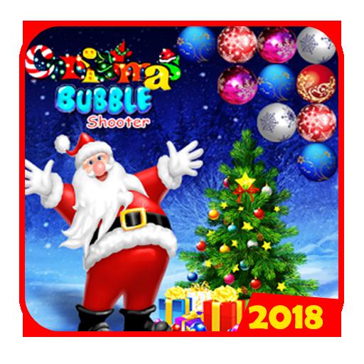 (Christmas Bubble Shooter 2018)