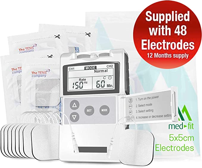 Med-Fit Dual Channel - The Most Advanced TENS Machine