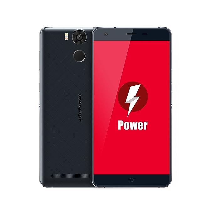 Ulefone Power - 4G Smartphone Libre Android DE 5.5(6050mAh ...