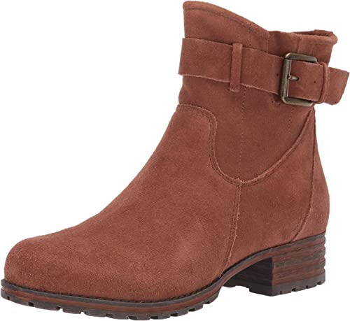 Who What Wear Women/'s Amber Black Suede Bootie
