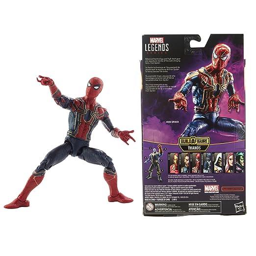 Marvel Legends Series Avengers Infinity War 6-inch Iron Spider