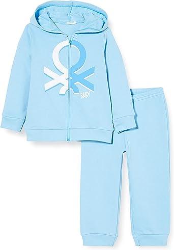 United Colors of Benetton Completo Felpa E Pantalone Conjunto ...