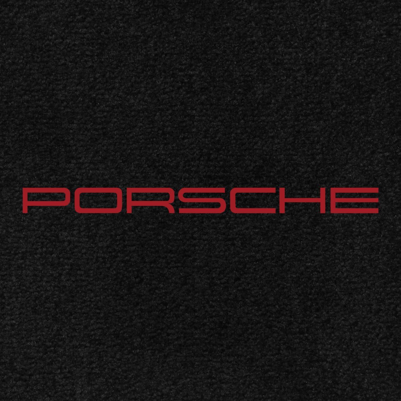 1978-1995 Lloyd Mats Porsche 928  Custom Embroidered Porsche Rear Deck Mat