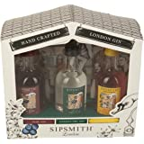 Sipsmith Distillery Sipping Gift Pack - 3 x 5cl