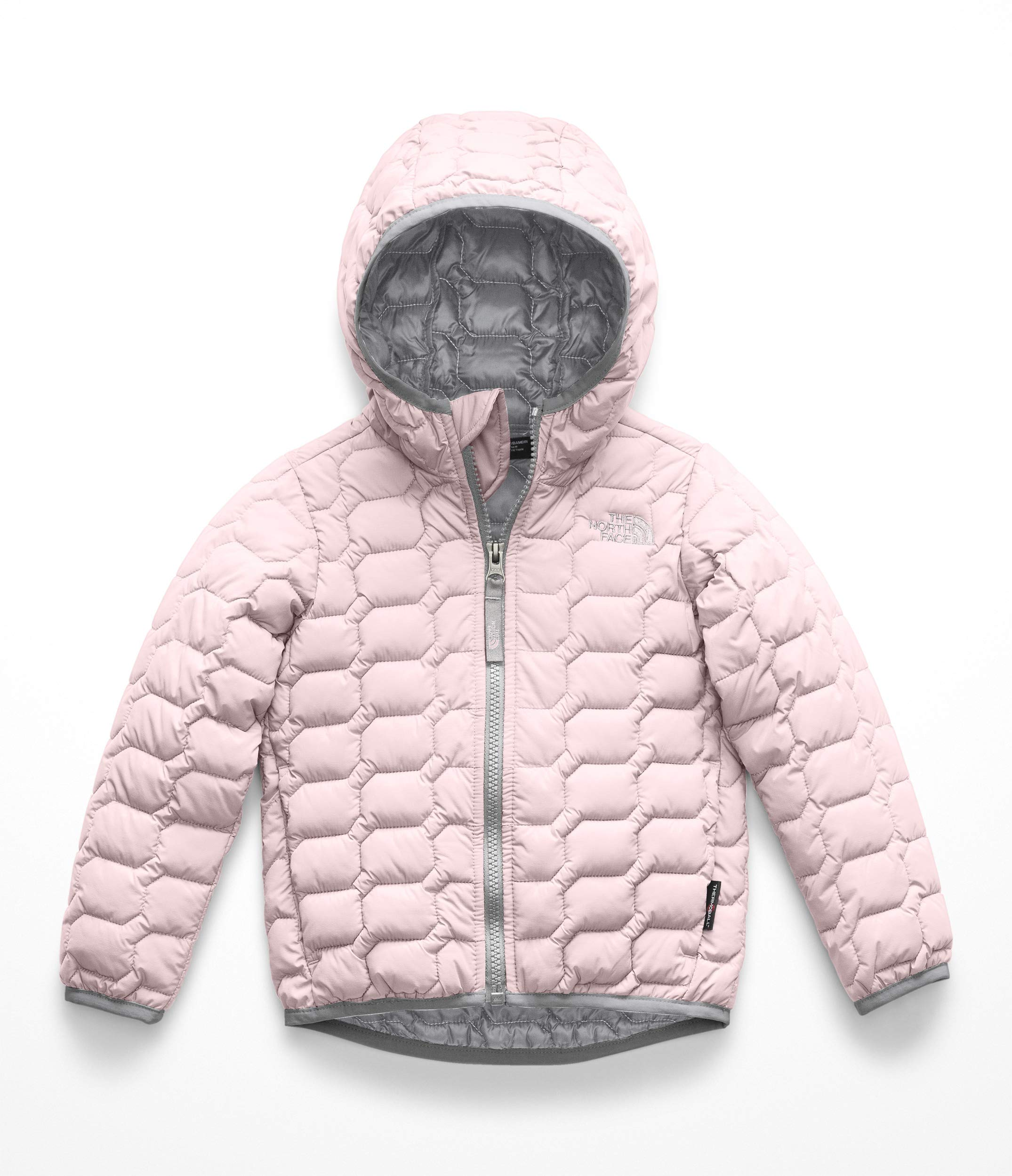 The North Face Todd Thermoball Hoodie - Purdy Pink - 4T by The North Face