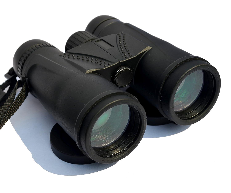 LDGJ SkyviewウルトラHD 10 x 42双眼鏡for Bird Watching with Edガラス。防水、ワイドビューのフィールド、フォーカス閉じます。より、より明るいBird Watching Experiences in HD 8 x 42倍率 B074LGN9GJ