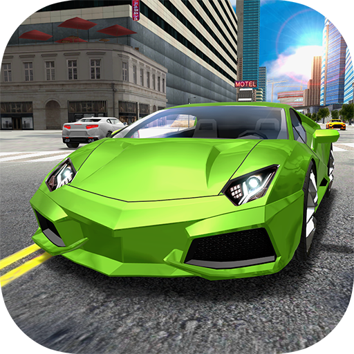 Car Driving Simulator Drift]()
