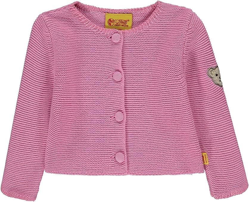 Steiff Baby/_Girls Strickjacke Cardigan Sweater