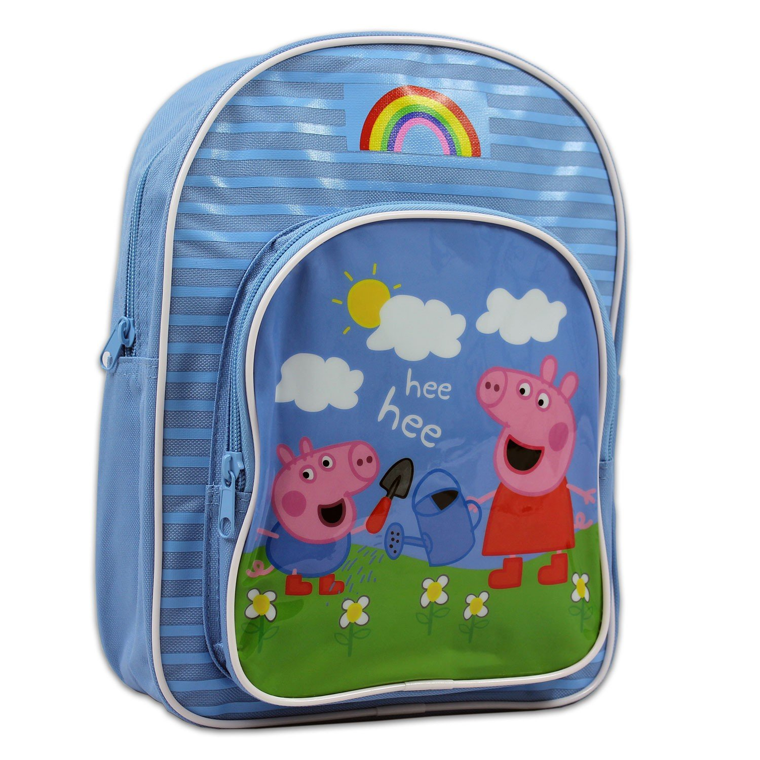 Peppa Pig & George Pig Backpack | George & Peppa Pig Rucksack ToyCentre PEPPA001298