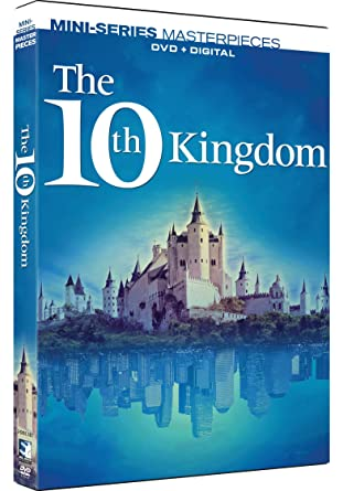 The 10th Kingdom - MiniSeries Masterpiece - DVD + Digital