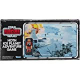 Hasbro Games Star Wars The Empire Strikes Back Hoth Ice Planet Adventure Board Game; Based on The 1980 Board Game…