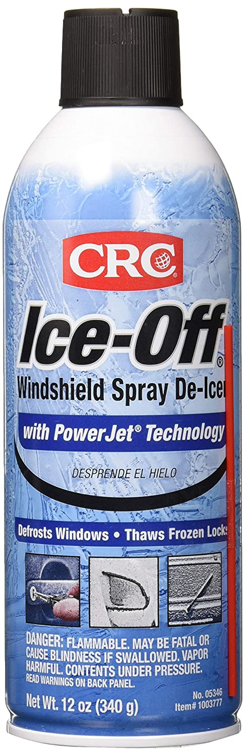 CRC 125-05346-3 Blue & White 3-Pack Windshield DeIcer
