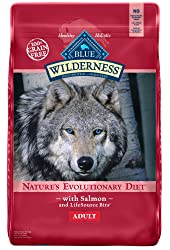 Blue Buffalo Wilderness High Protein Adult Dry Dog Food