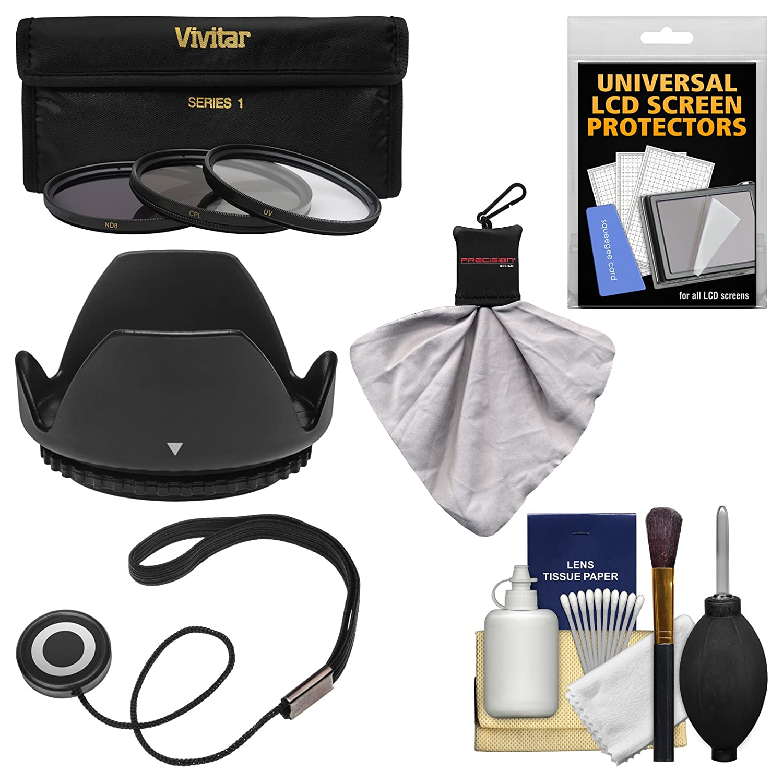 Essentialsバンドルfor (UV/CPL Canon EF 85 mm B00MV09NB4 f/ 85 1.8 USMレンズ3 (UV/CPL/ nd8 )フィルタ+フード+アクセサリキット B00MV09NB4, eSPORTS eケンコー支店:5a018f91 --- ijpba.info