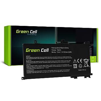Green Cell® Batería para Portátil HP Omen 15-AX206UR 15-AX207NA 15 ...