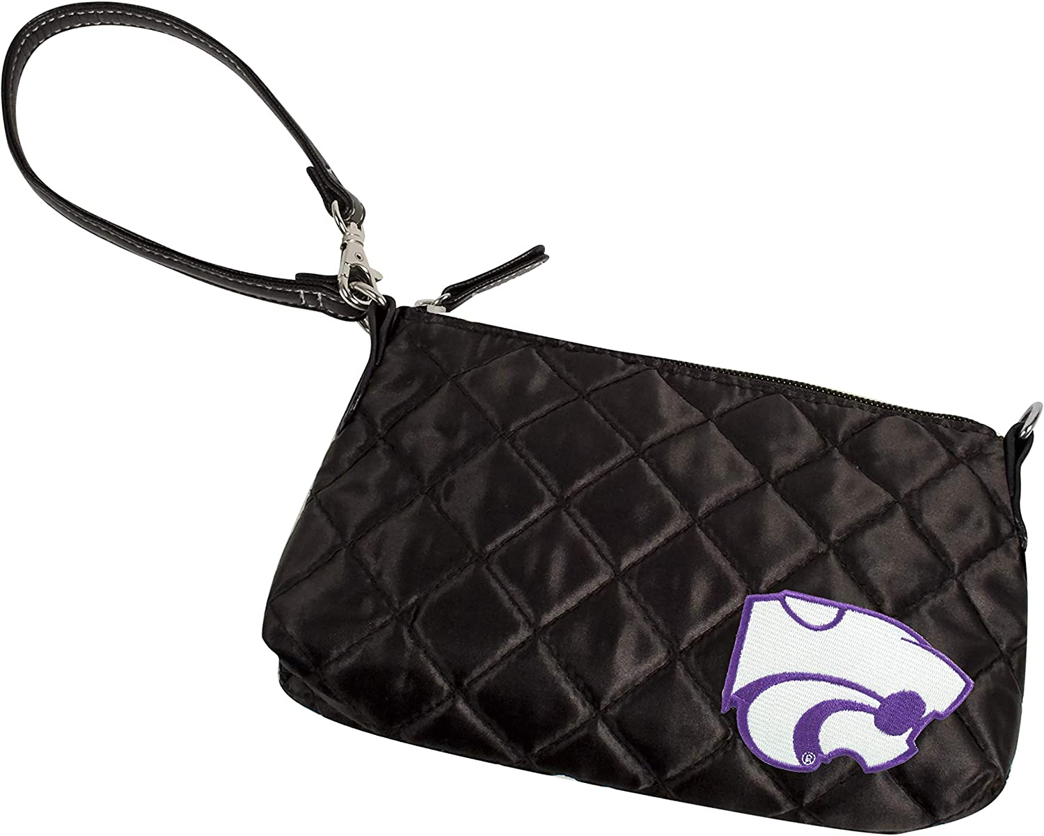 NCAA Team Color Quilted Wristlet